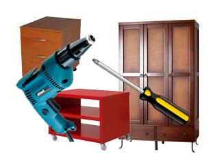 Сборщик мебели (сборка / разборка)